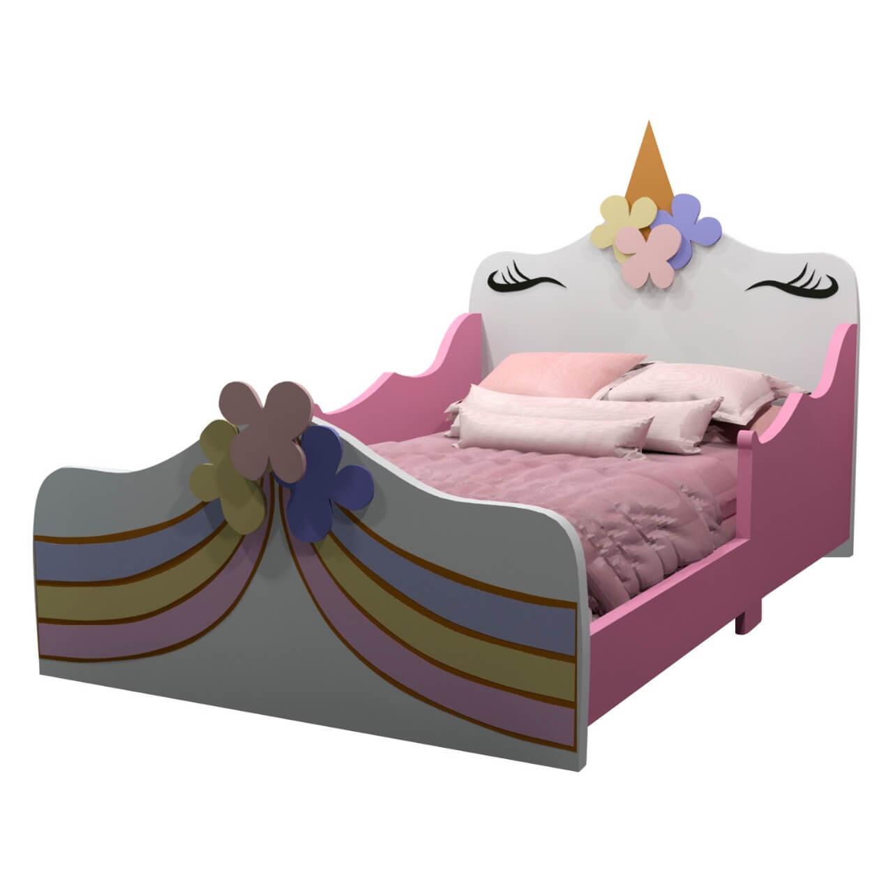 Unicornio Juego De Dormitorio Para Ninas Jp Stylos Muebleria